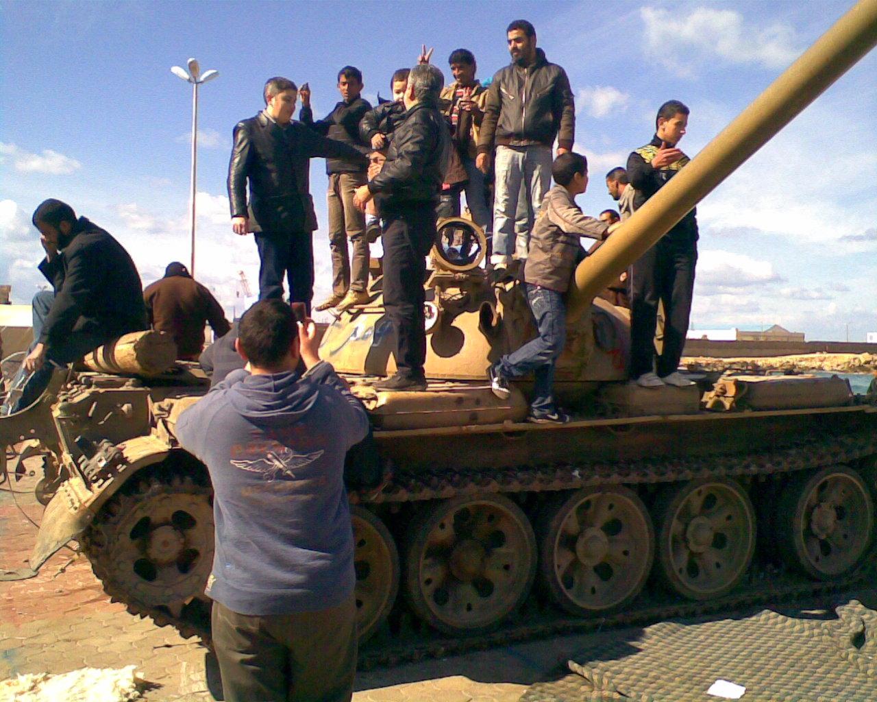 Libia, buongiorno Tripoli