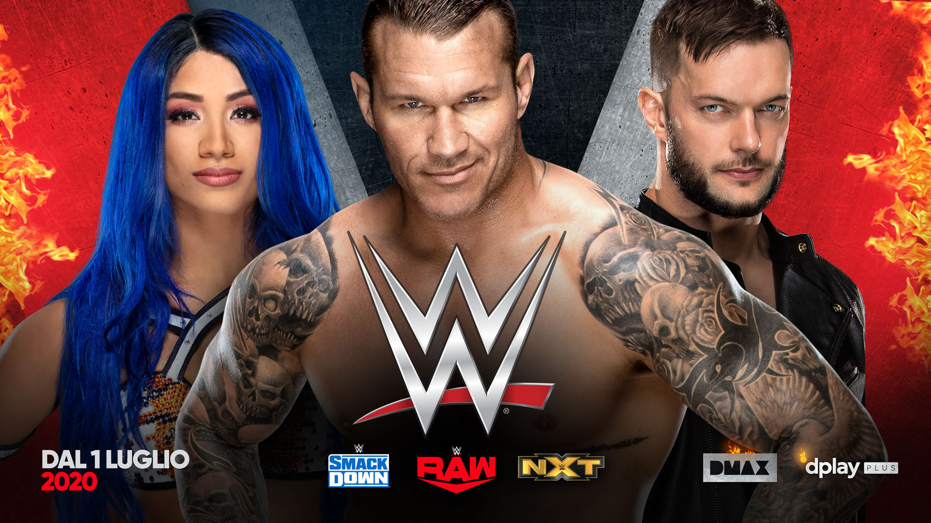 WWE, i diritti di trasmissione in Italia passano a Discovery: i dettagli