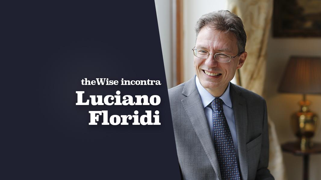Il mondo digitale di domani. theWise incontra Luciano Floridi