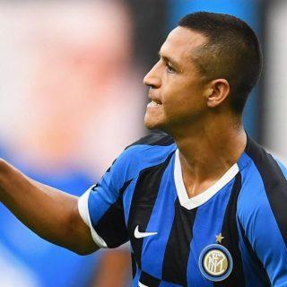 Alexis Sanchez, giocatore che sembra essere rinato all'Inter. Foto: twitter.com/inter
