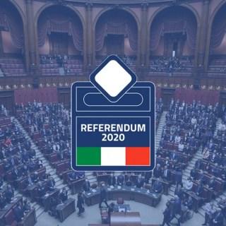 Referendum per il taglio dei parlamentari