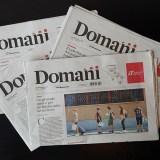 Domani, il nuovo giornale di Carlo De Benedetti