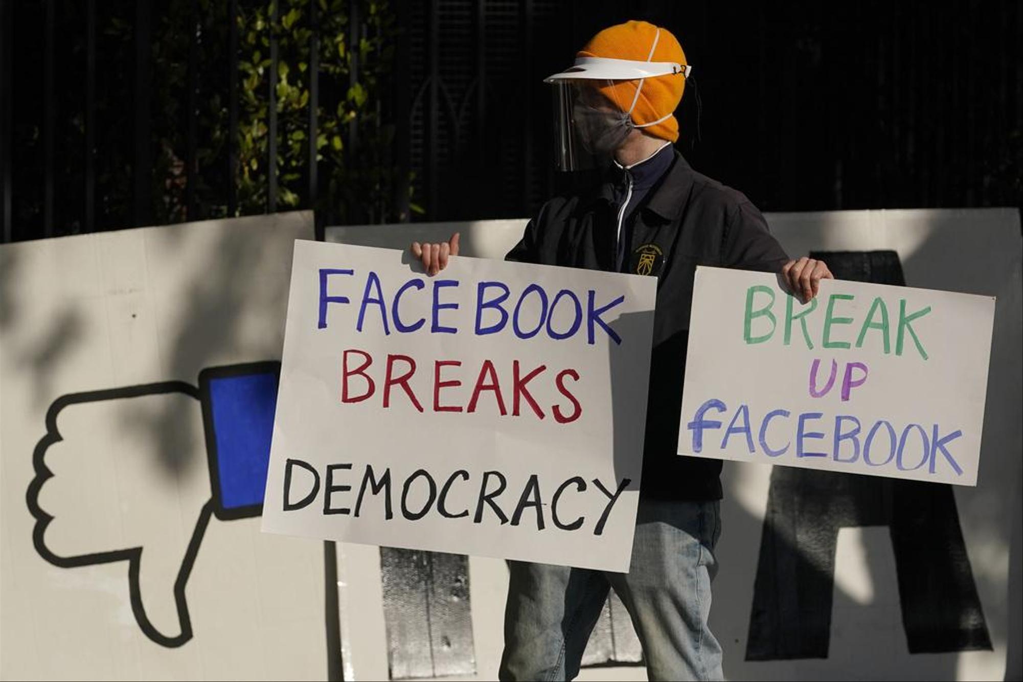 Il perché e il percome della divisione di Facebook