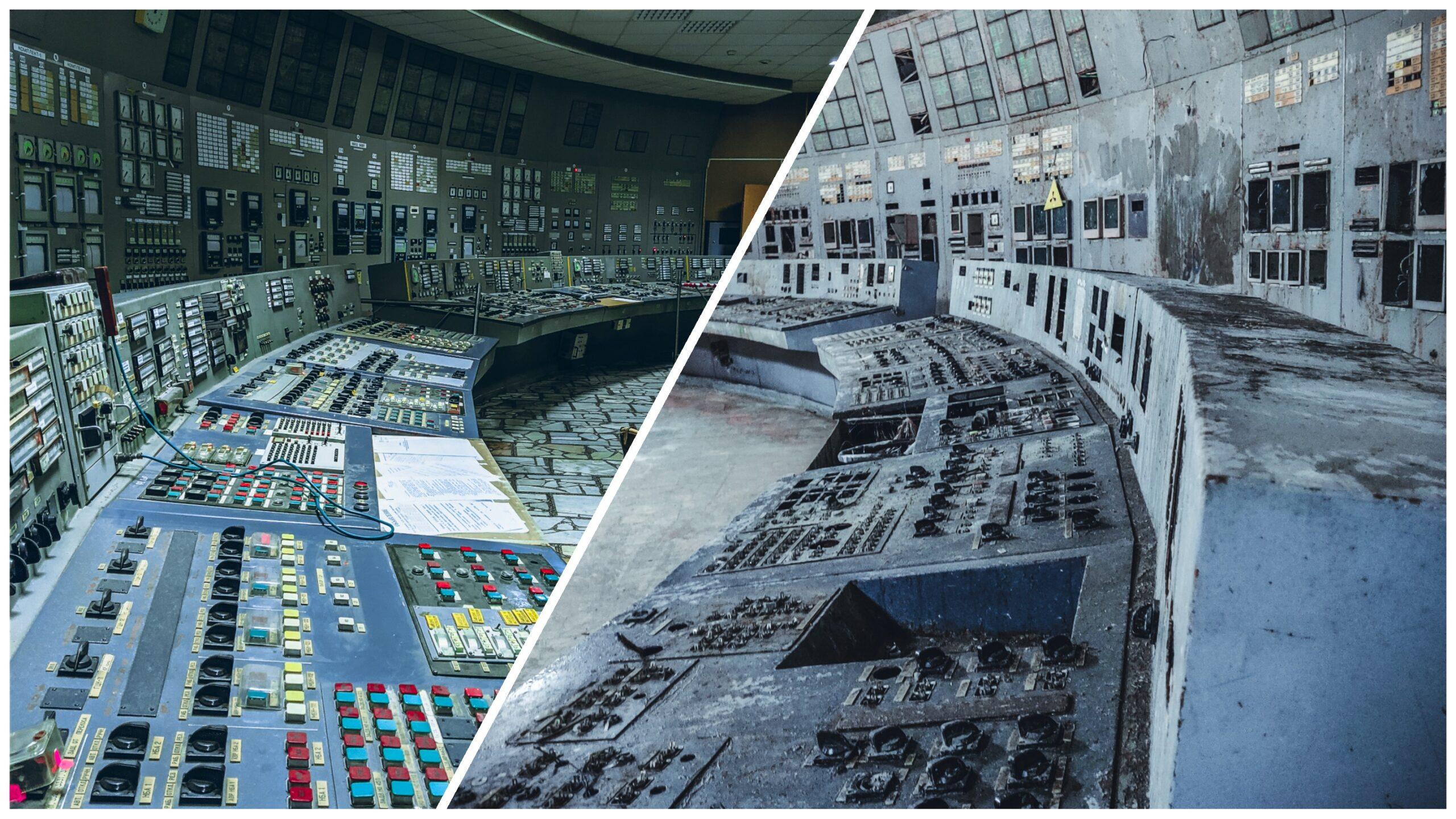 Chernobyl oggi: in visita alla centrale 35 anni dopo