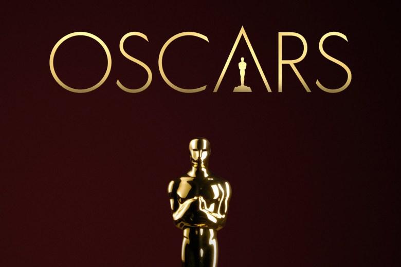 Poster promozionale per l'annuale edizione dei Premi Oscar