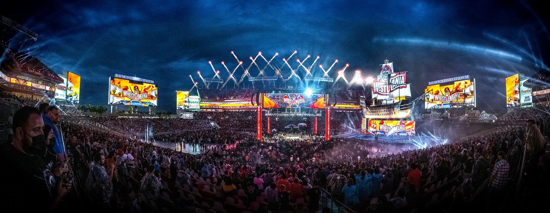 WWE Wrestlemania 37: i risultati del PPV