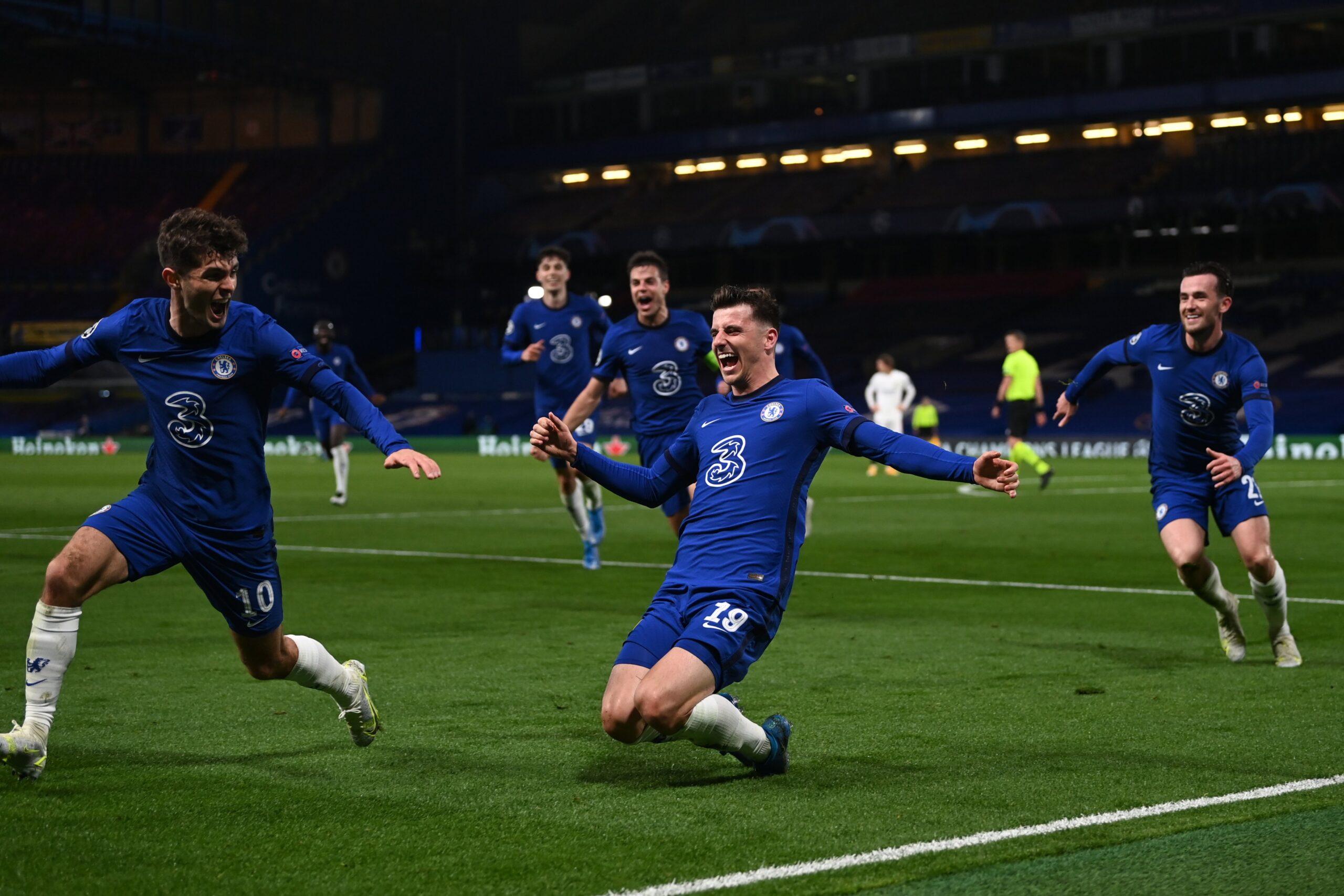 Chelsea, l'importanza dei ragazzi dell'Academy