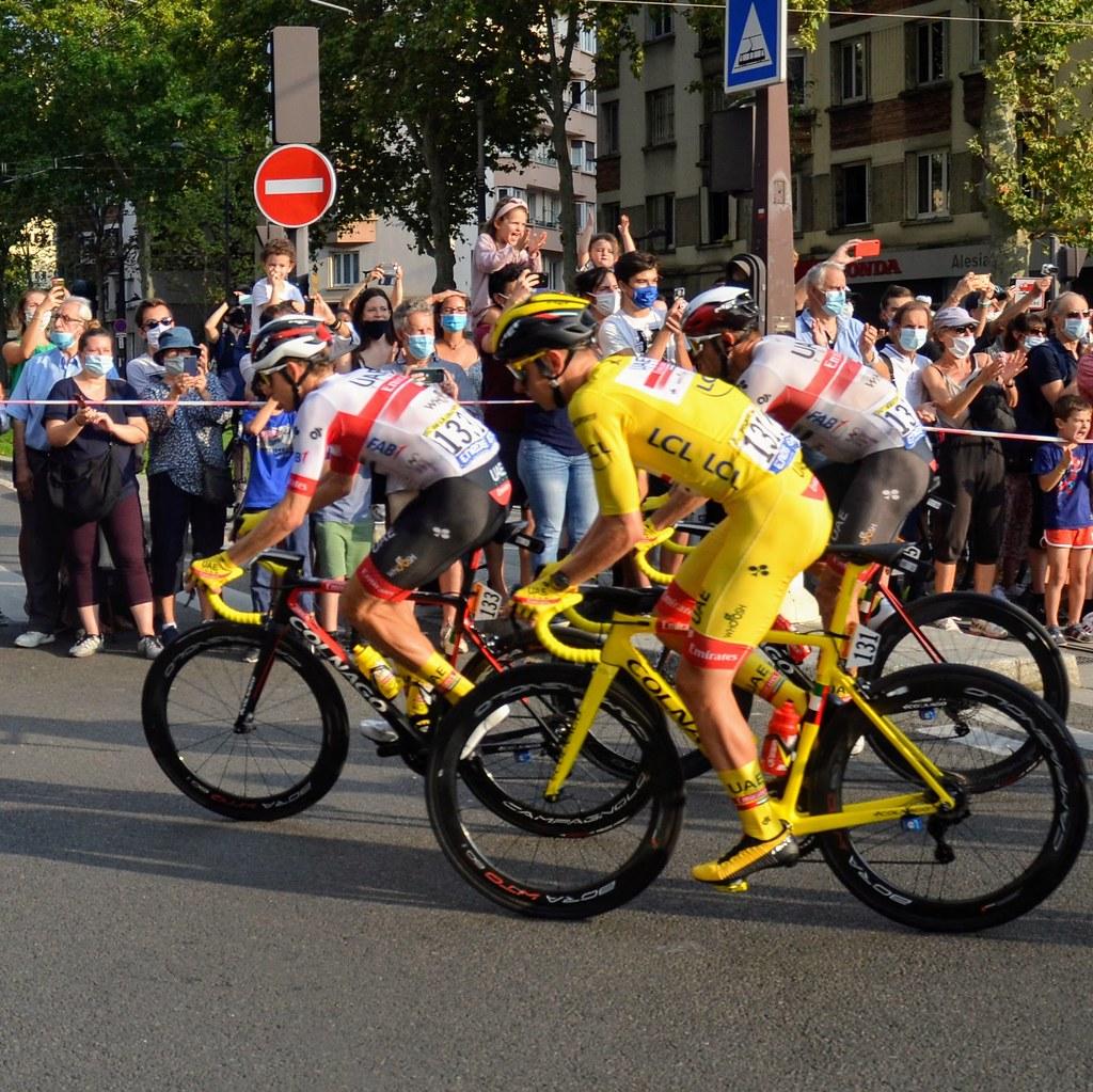Il Tour de France 2021 e il possibile duello sloveno