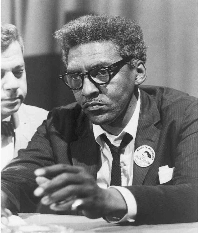 Bayard Rustin, l'attivista afroamericano LGBT dimenticato