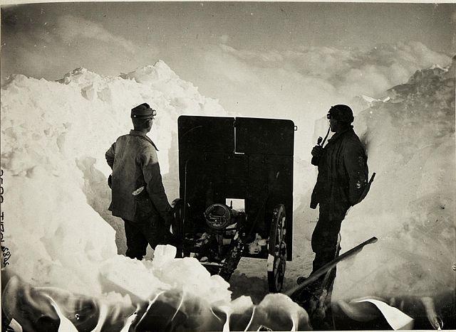 fascismo alpinismo