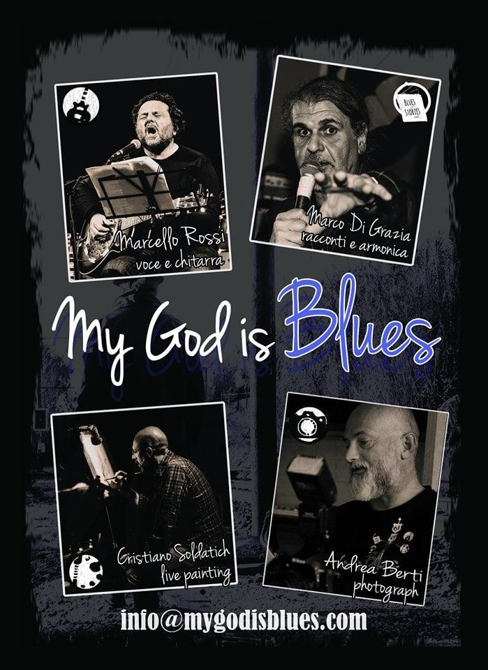sguardo blues