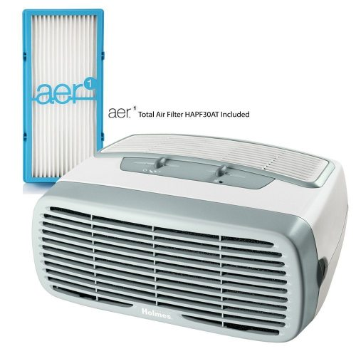 Click to buy Holmes Desktop Air Purifier Model HAP242-NUC