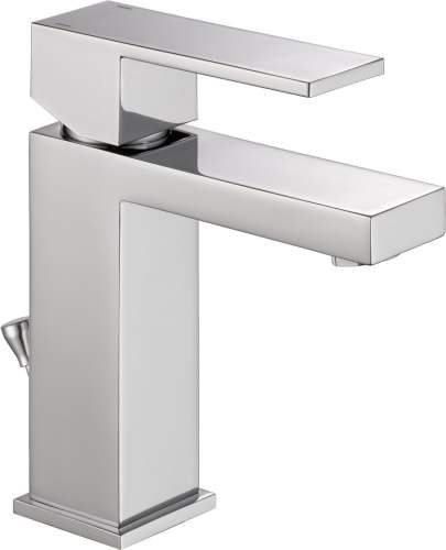 Buy Delta ARA Faucet 567LF-PP Modern Single Handle Lavatory Faucet-Best Bathroom Faucet Review by The Wiser Buyer