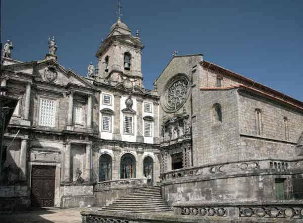 7 things to do in Porto sao francisco church