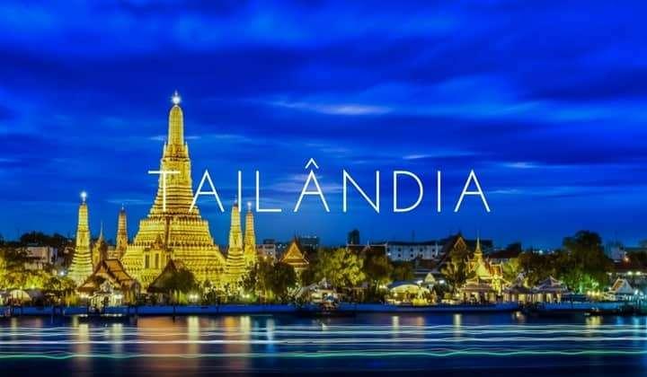 guias de viagem tailandia