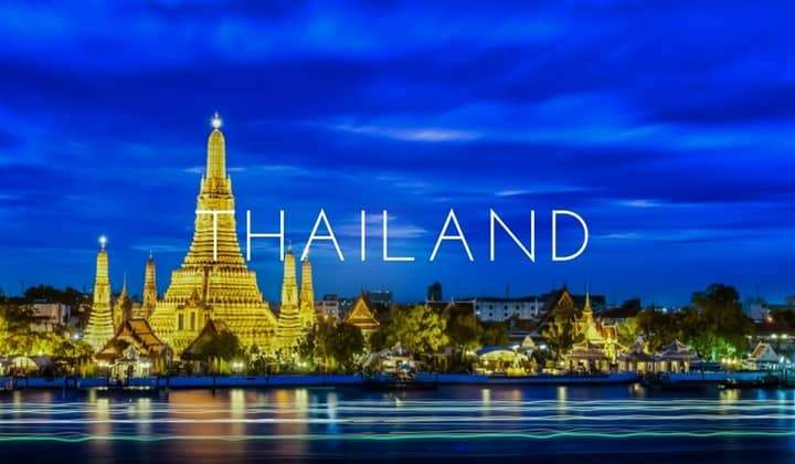 travel destinations thailand