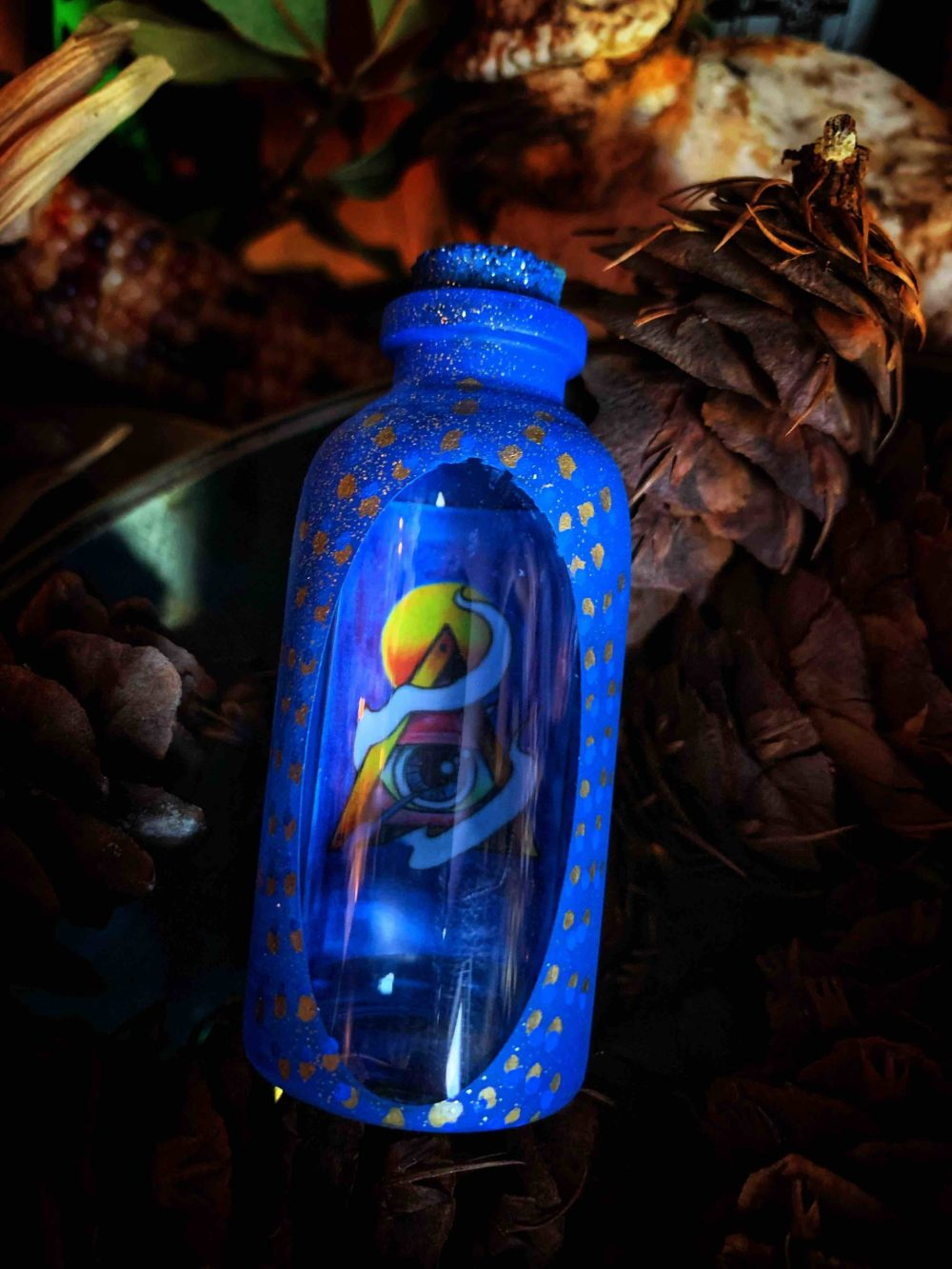 Bottle Spell Psychic Vision Dreaming