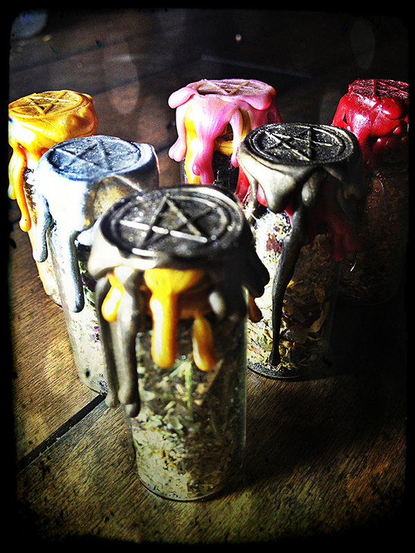 Witch Bottle - Custom Witch battery - Spell Bottle