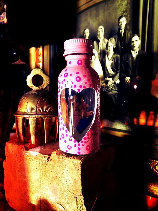 Love me Bottle Spell / Witch Bottle