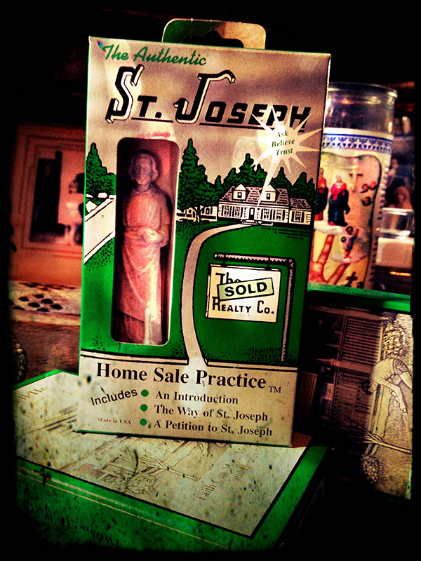 St. Joseph Home Sale Mini Spell Kit