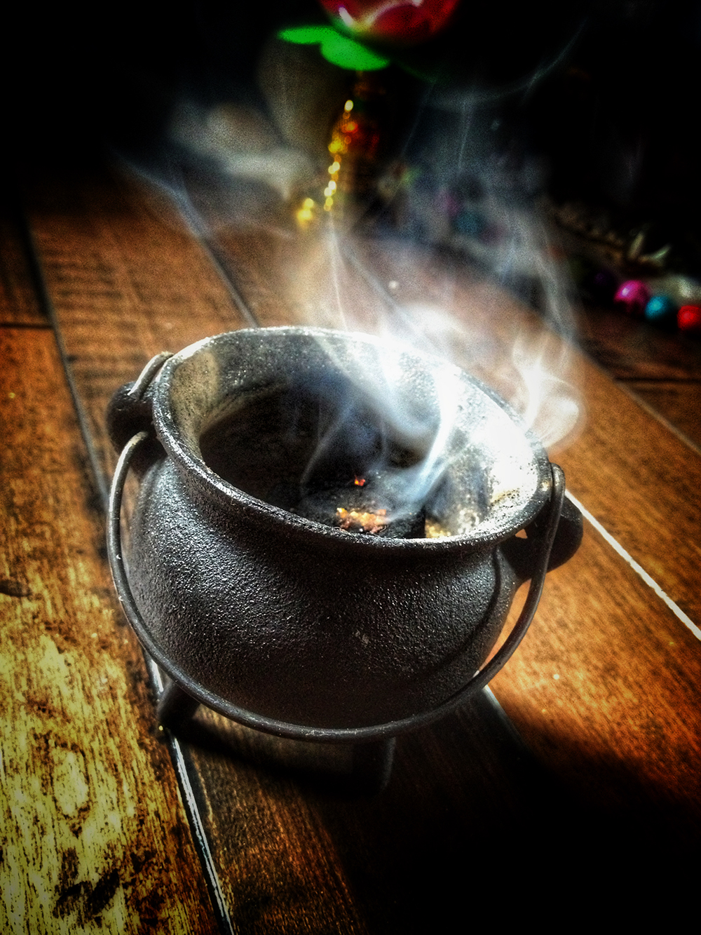 Witches Mini Cauldron