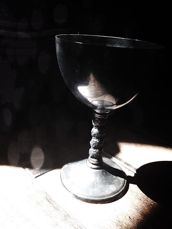 Witchcraft Coven Altar Cup