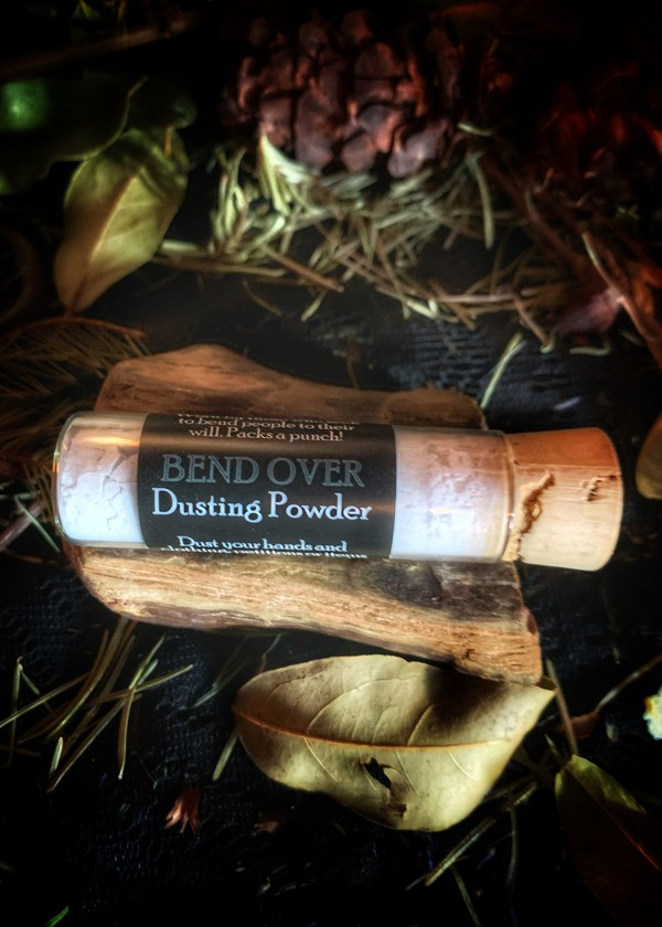Bend Over Dusting Powder