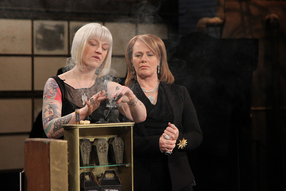 TheWitchery.Ca on Dragon's Den