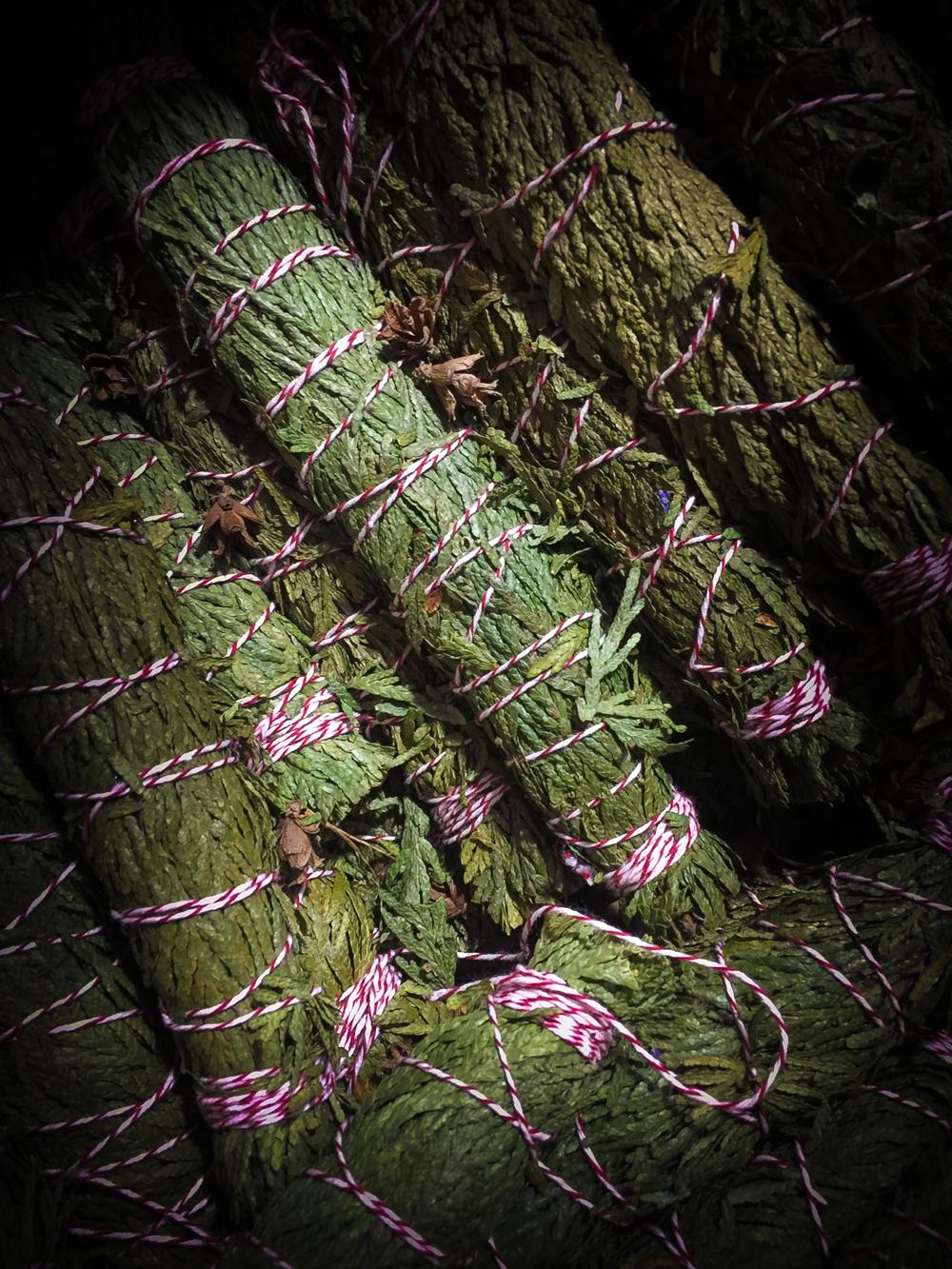 Cedar Smudge Bundle