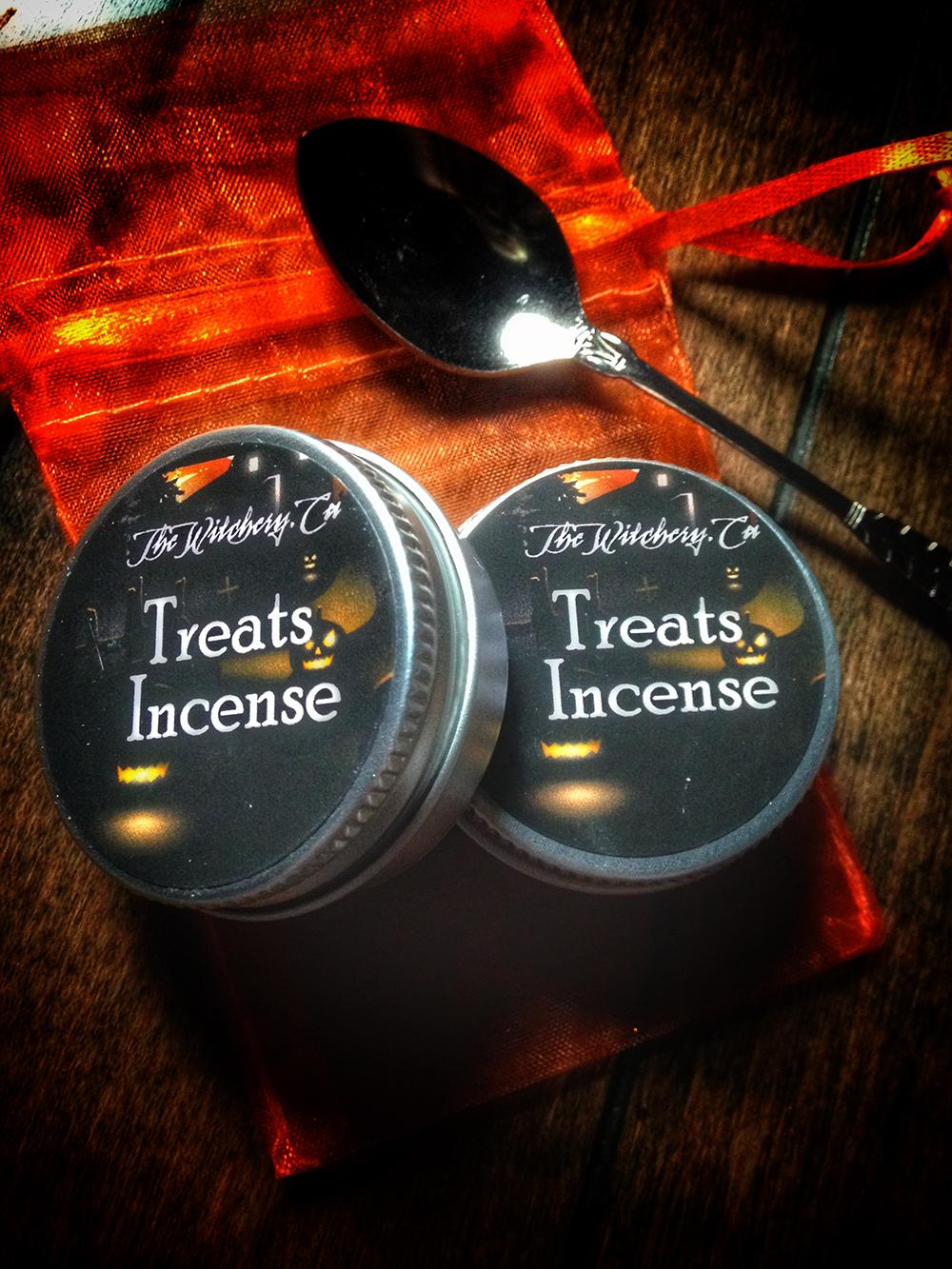 Halloween Treat Incense