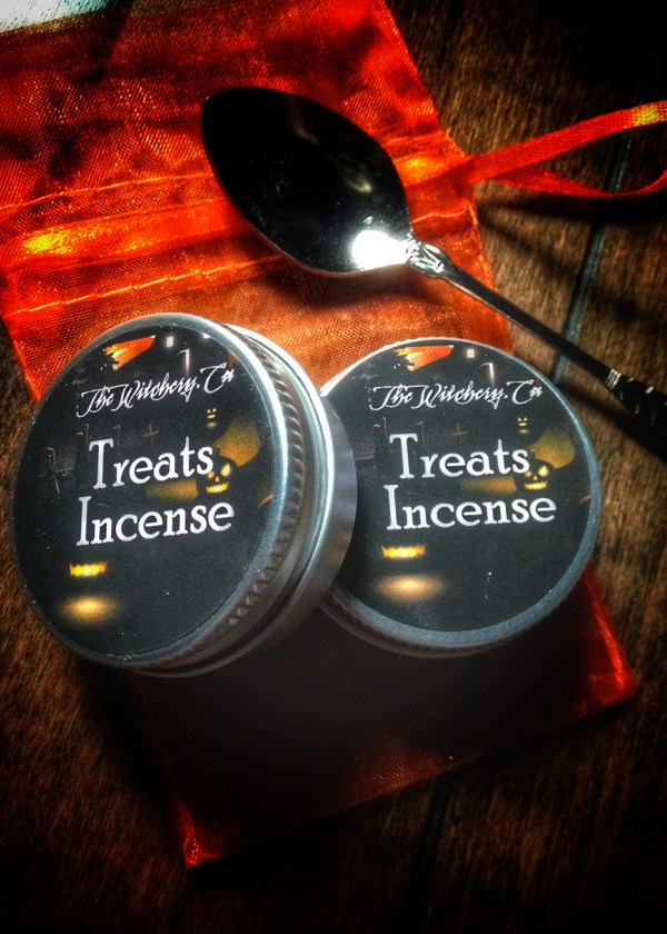 Halloween Treat Incense