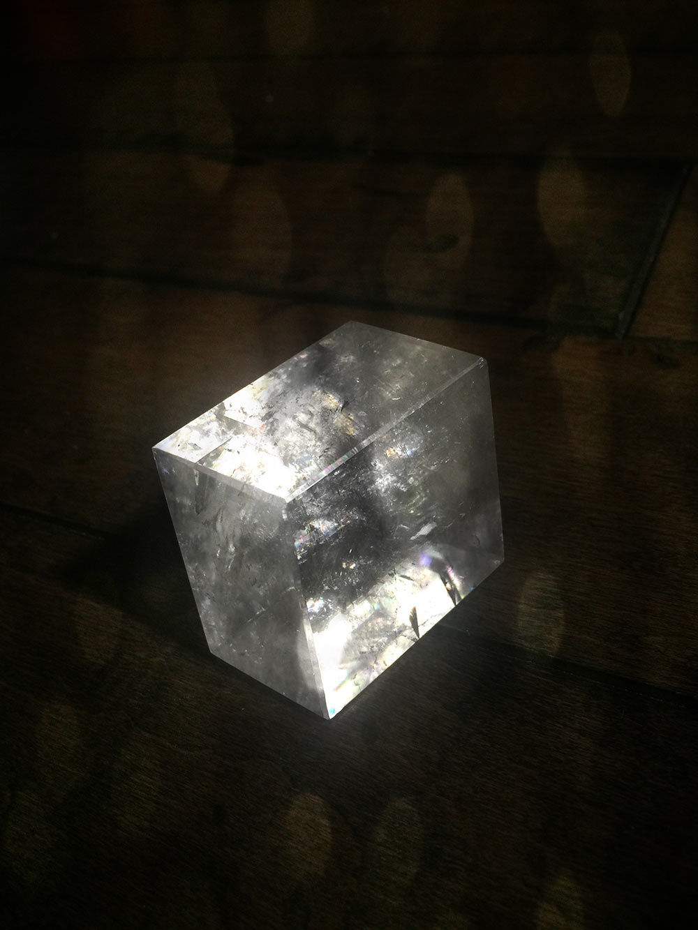 Optical Calcite Iceland Spar