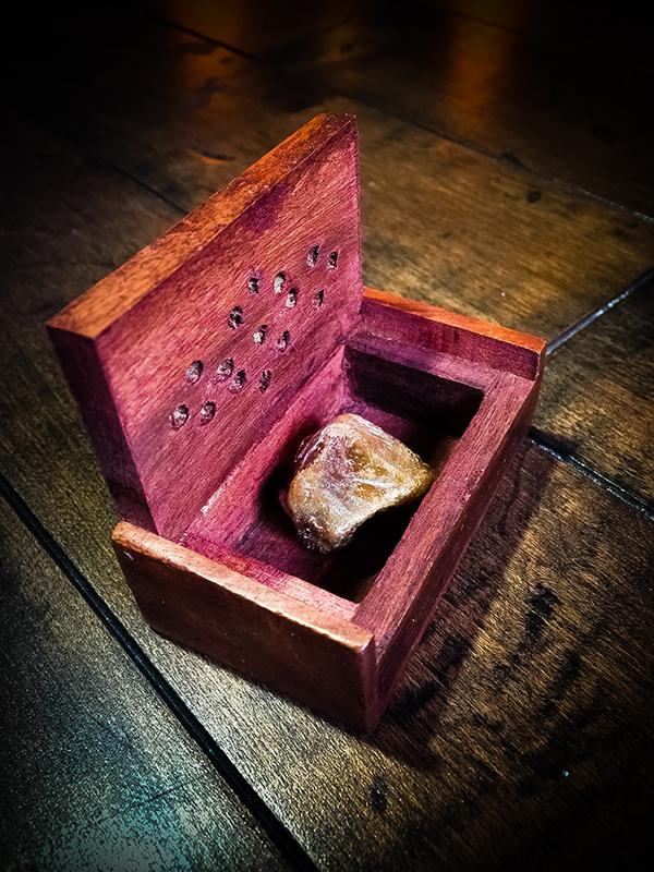 Premium Dark Amber