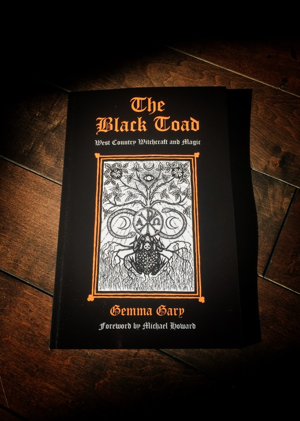 The Black Toad: West Country Witchcraft & Magic