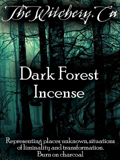 Dark Forest Incense