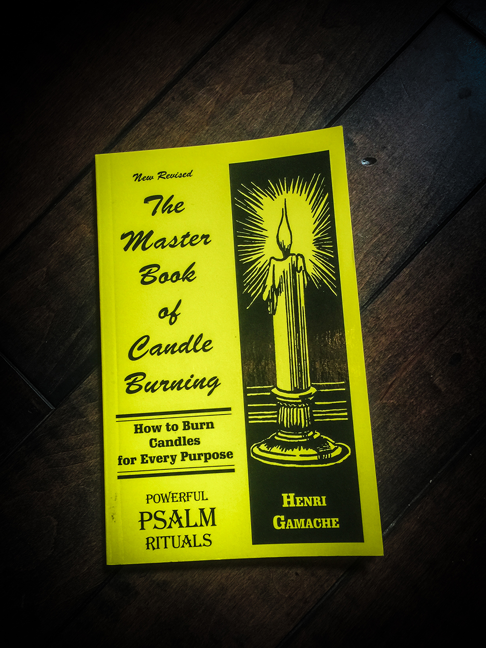 Master Book of Candle Burning