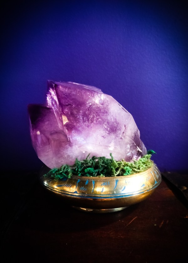 Amethyst Dream Mountain