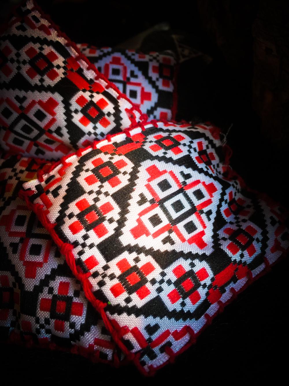 Ladanki Charm Bag