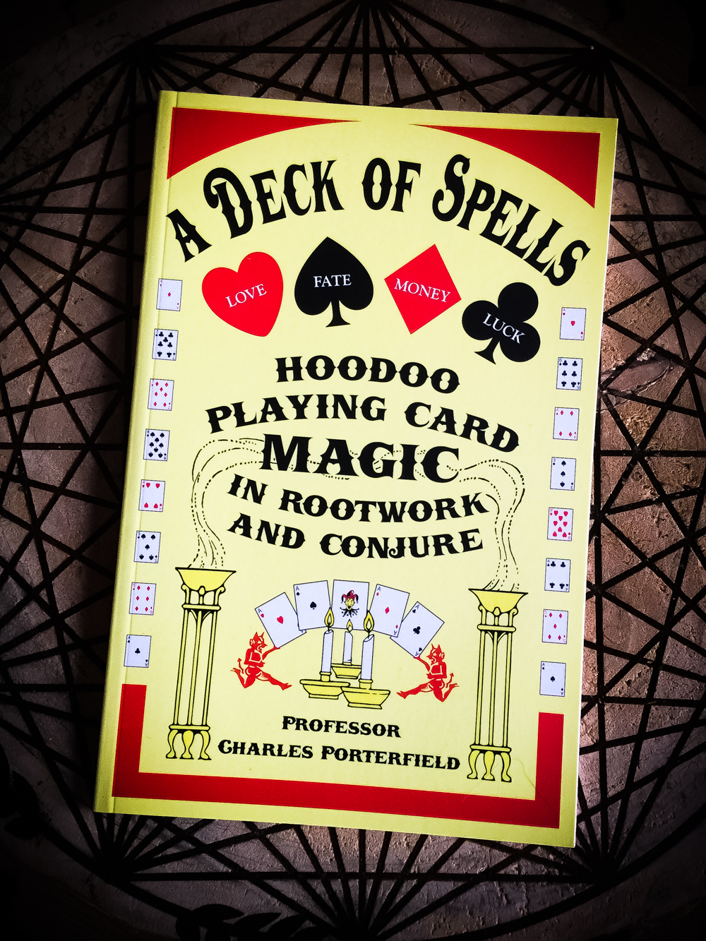 A Deck of Spells: Hoodoo Playing Card Magic in Rootwork and Conjure