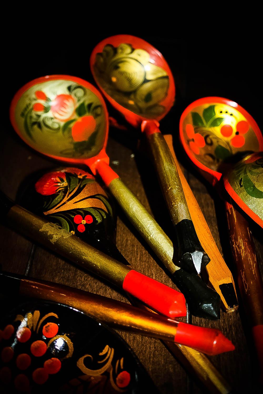 Ukrainian Ritual Spoon