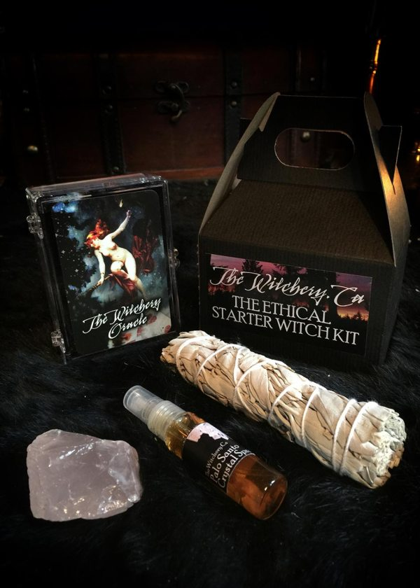 Ethical Starter Witch Kit