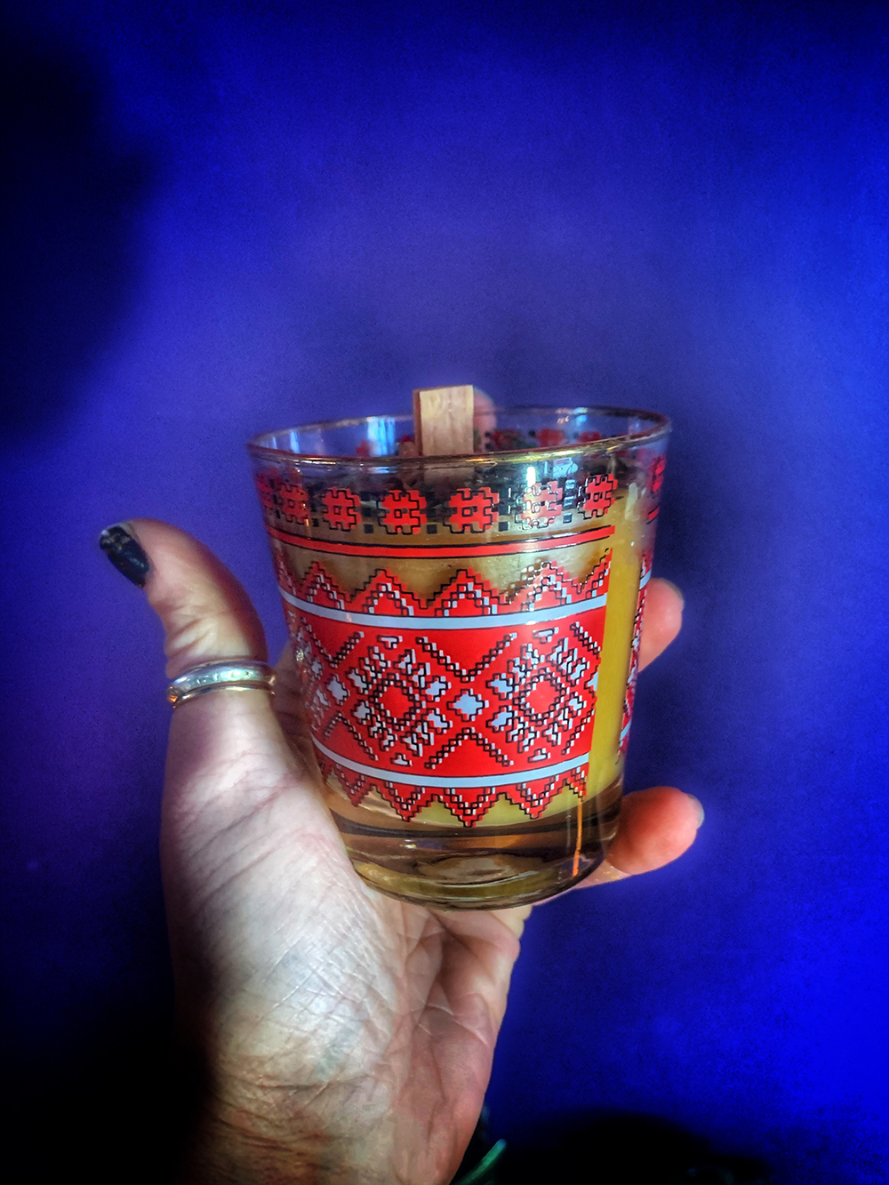Cup Full of Blessings Candle