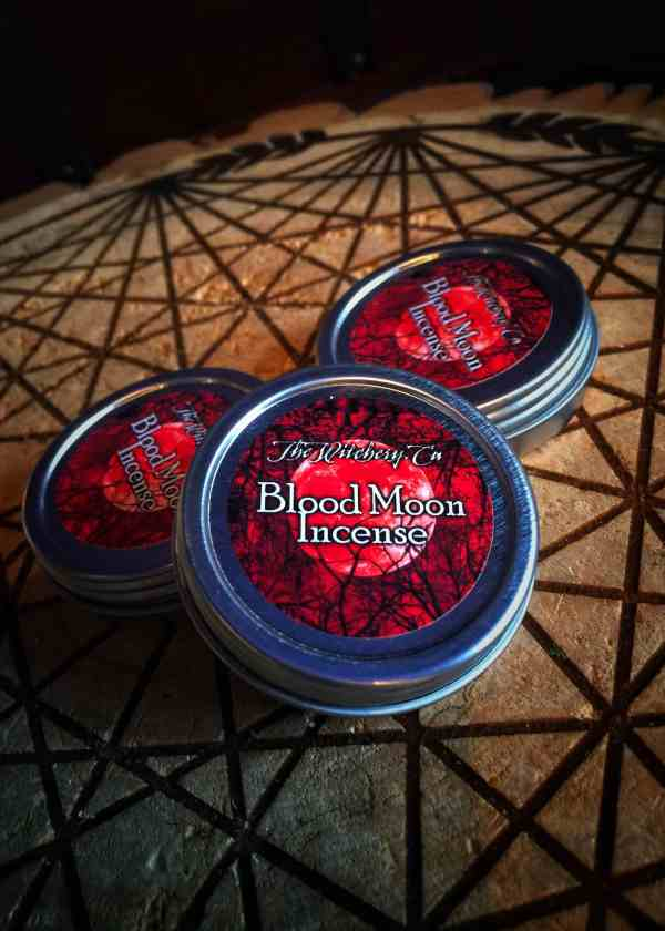 Blood Moon Incense