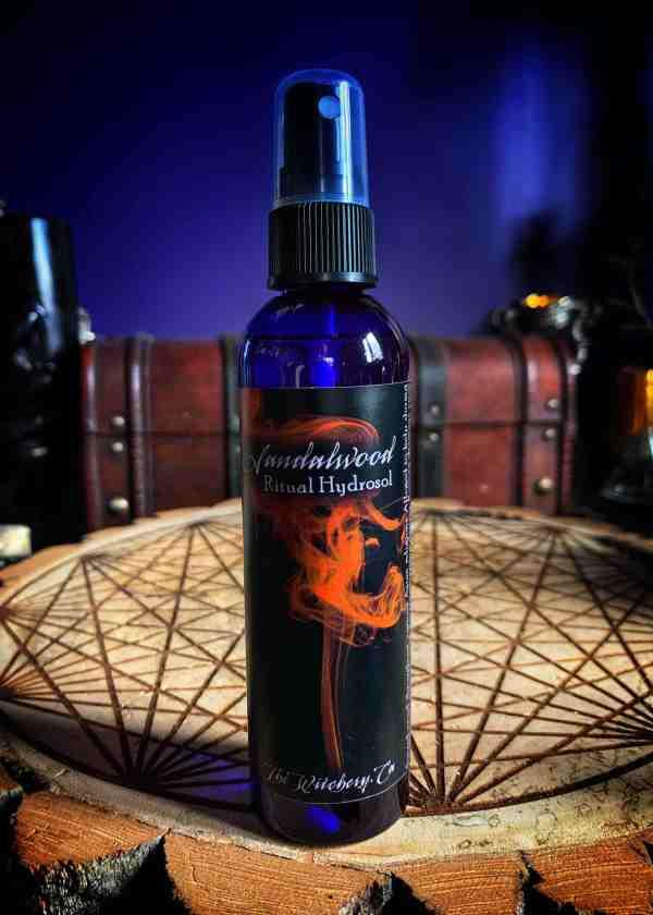 Sandalwood Ritual Hydrosol