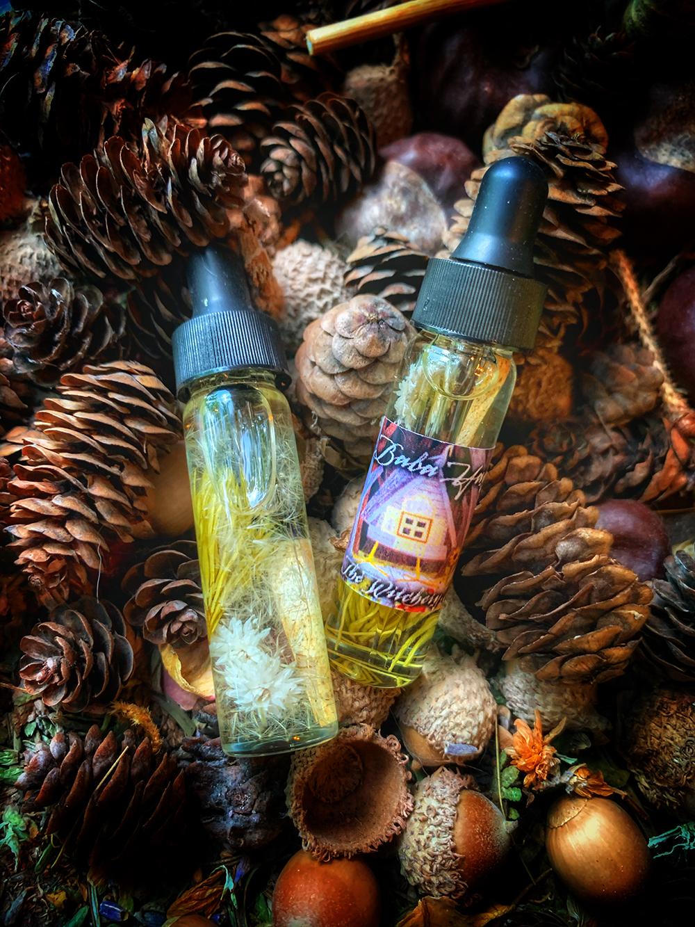 Baba Yaga Ritual Oil