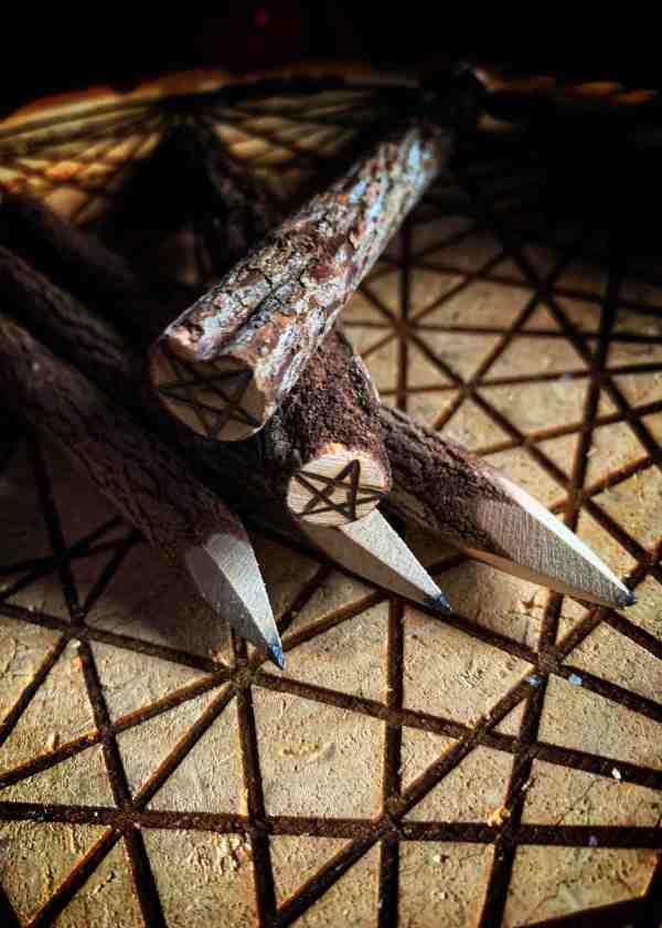 Ritual Wood Pencil