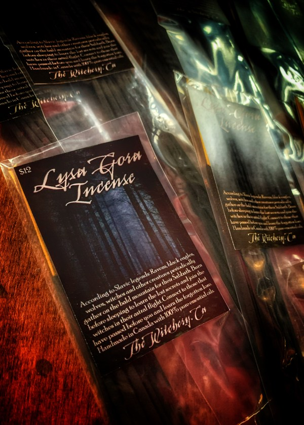 Lysa Gora Incense Sticks