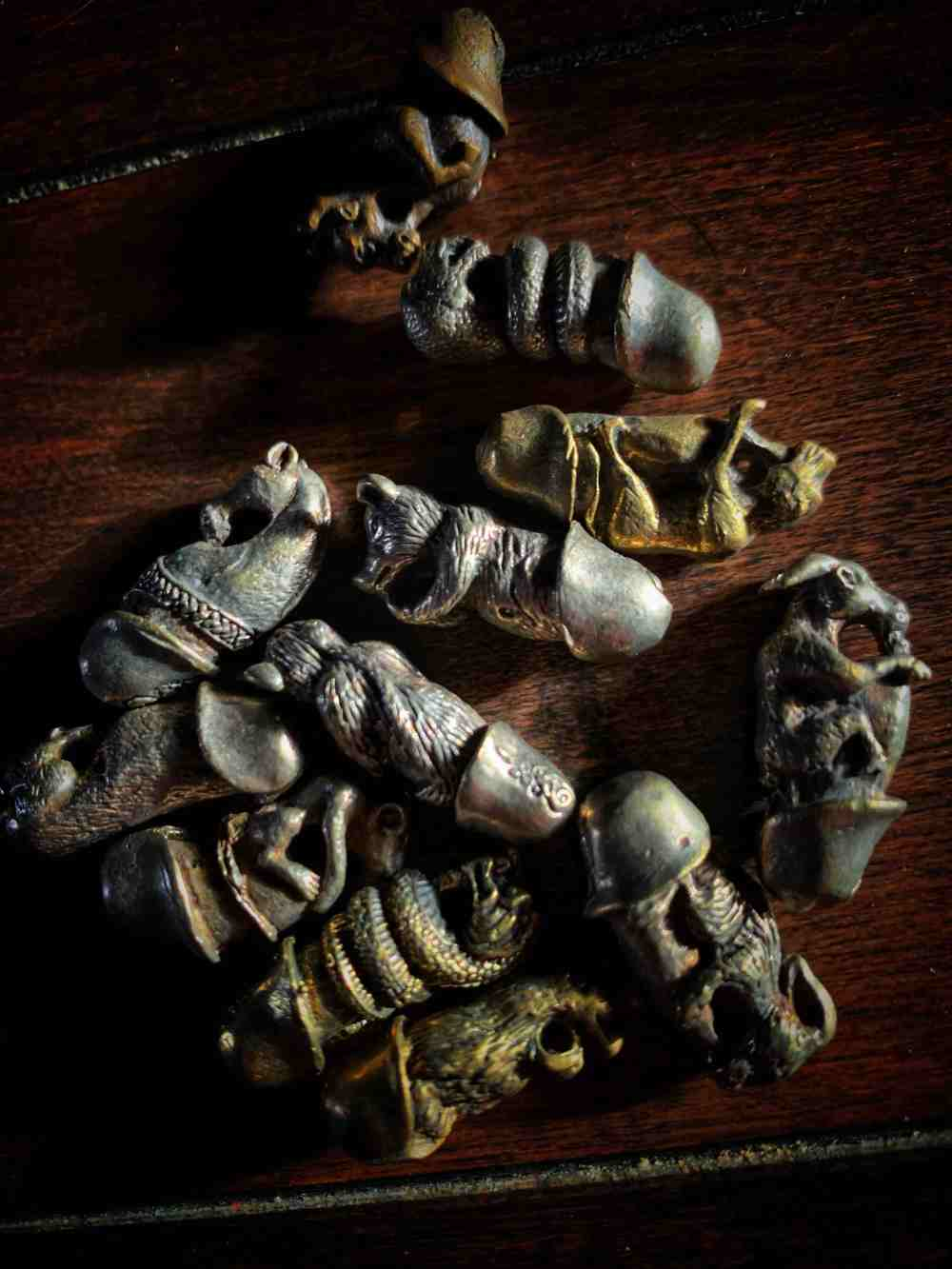 Phallus Amulet Zodiac Mini