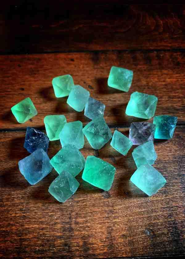Fluorite Diamond