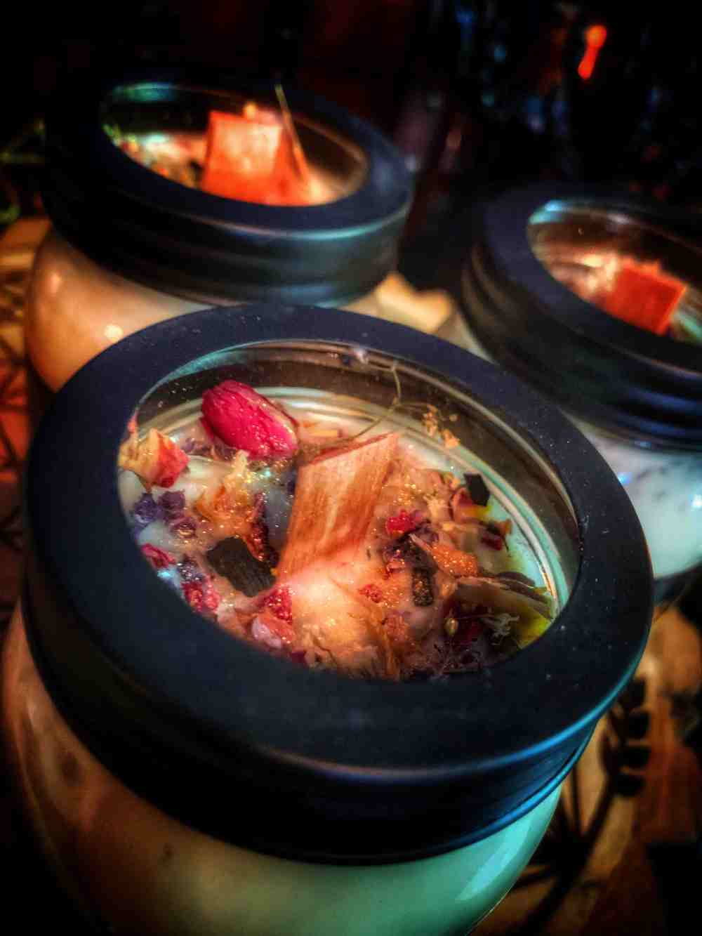 Kupala Night Ritual Candle